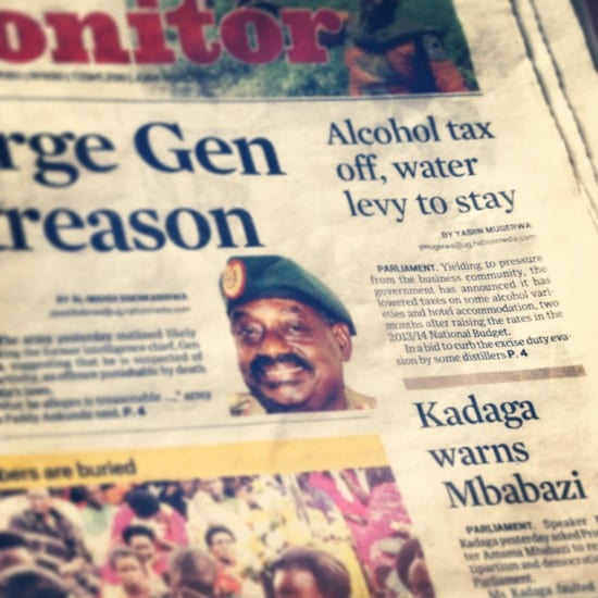 Government in Uganda bows to Big Alcohol