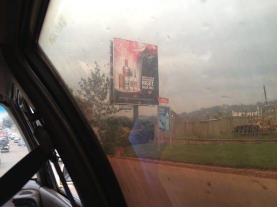 Near Entebbe, Uganda