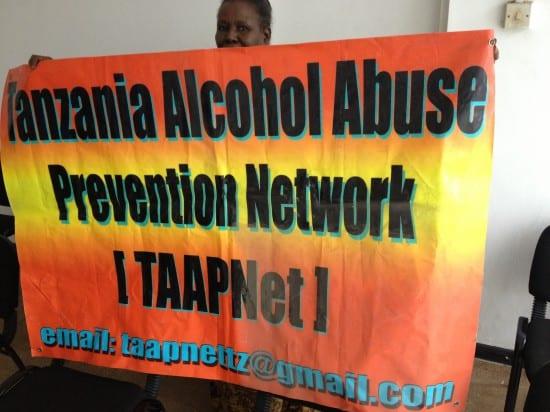 Tanzania Alcohol Abuse Prevention Network
