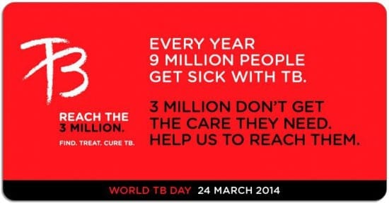 World Tuberculosis Day 2014