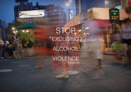 Stop Excusing Alcohol Violence