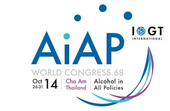 IOGT Int 68 Congress logo