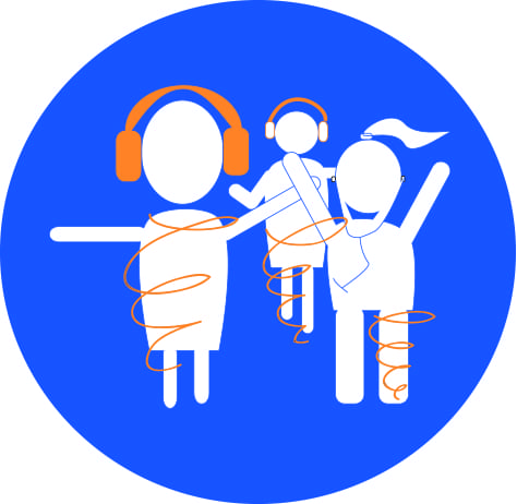 IFPictogram SilentDisco
