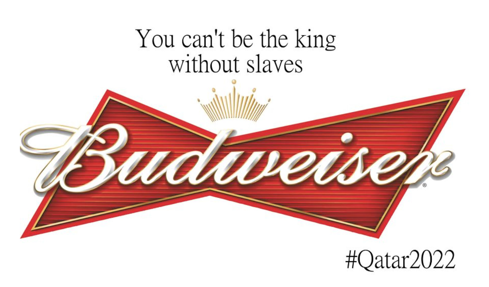 Budweiser king of slaves