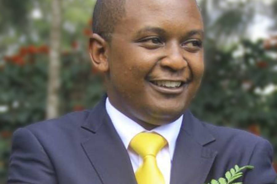 Adrian Njenga