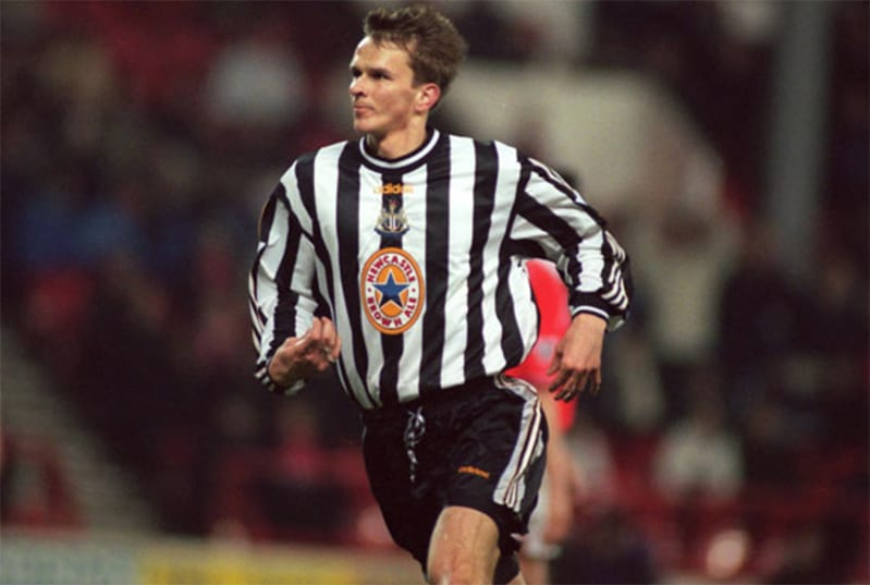 Dietmar Hamann, Newcastle United