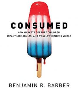 Consumed book