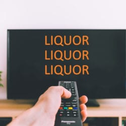 alcohol marketing ads promo tv liquor