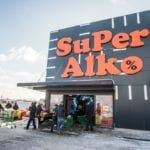 superalko store cross border trade latvia estonia