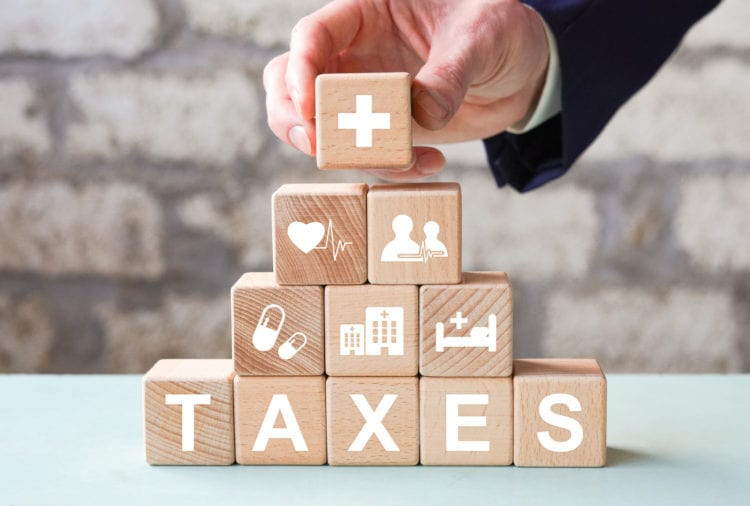 Health promotion tax